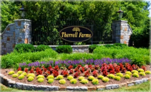 Therrell Farms Monument